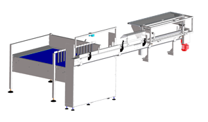 Roll conveyer